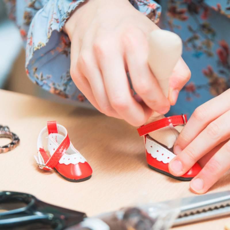 Textile doll workshop