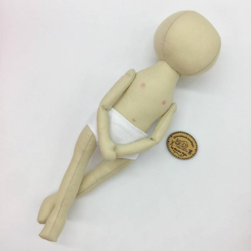 Personalisierte Puppe