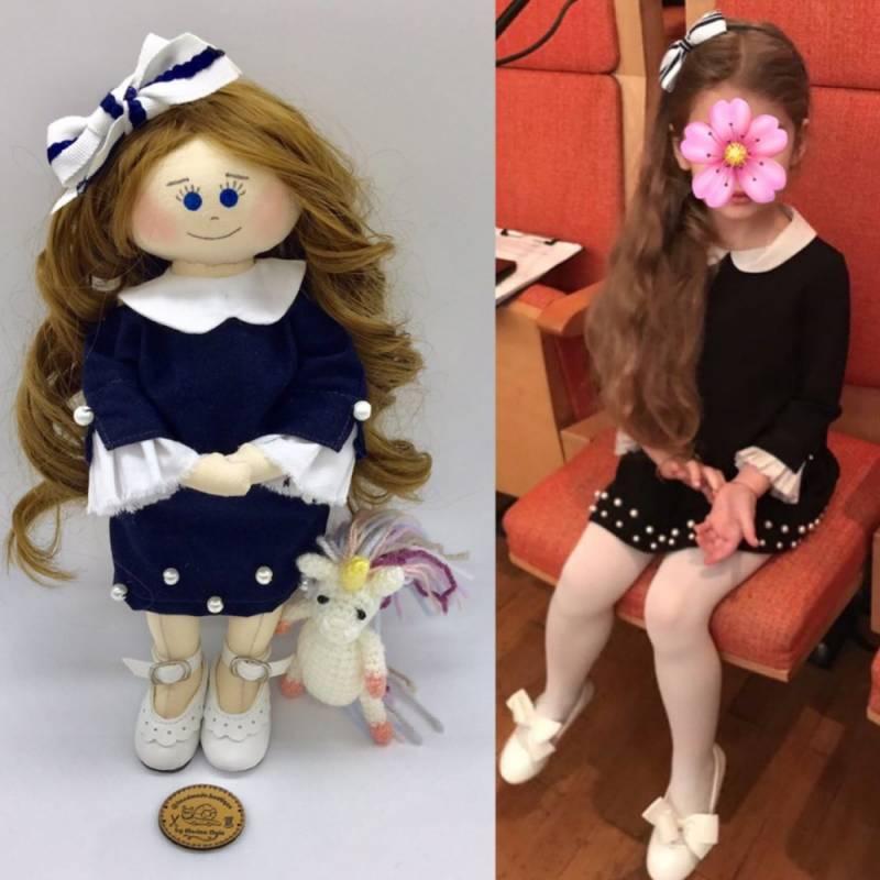 Puppen nach Foto